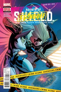 Agents of S.H.I.E.L.D. #4