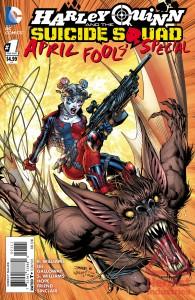 Harley Quinn Suicide Squad April Fools Special