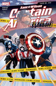 Sam Wilson Captain America #8