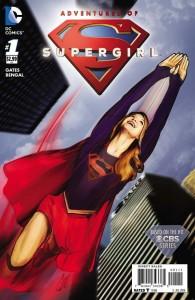 Adventures of Supergirl #1