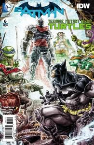 Batman Turtles #6