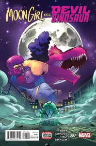 Moon Girl Devil Dinosaur #7