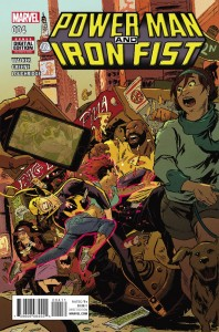 Powewr Man Iron Fist #4