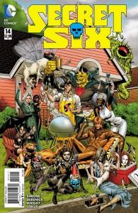Secret Six #14