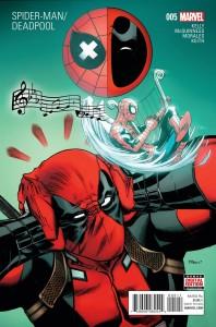 Spider-Man:Deadpool #5