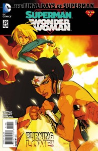 Superman Wonder Woman #29
