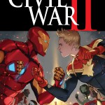 Civil War II #1