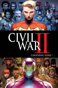 Civil War II Choosing Sides #1