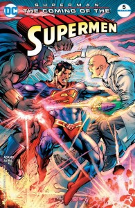 Coming of the Supermen #5