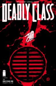 Deadly Class #21