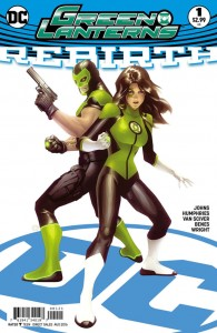 Green Lantern Rebirth #1