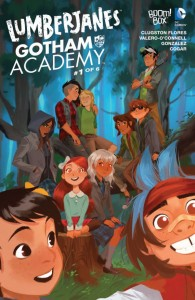 Lumberjanes Gotham Academy #1