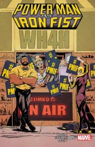 Power Man Iron Fist #5