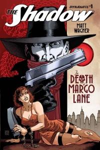 Shadow Death of Margo Lane #1