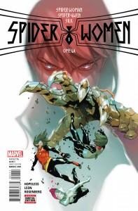 Spider-Women Omega