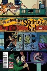 Squirrel Girl #9