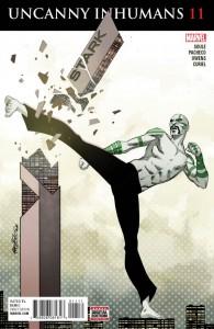 Uncanny Inhumans #11
