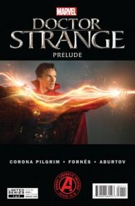 Doctor Strange Prelude #1