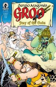 Groo Fray Gods #1