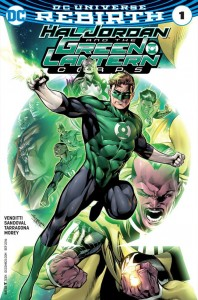 Hal Jordan Green Lantern Corps #1