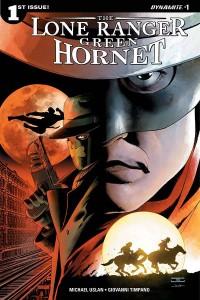 Lone Ranger Green Hornet #1