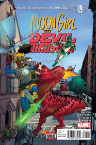 Moon Girl Devil Dinosaur #9