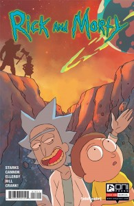 Rick Morty #16
