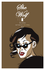 She-Wolf #2