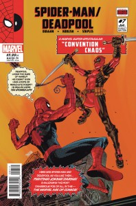 Spider-Man:Deadpool #7