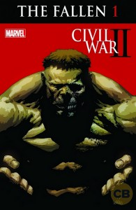 Civil War II The Fallen #1