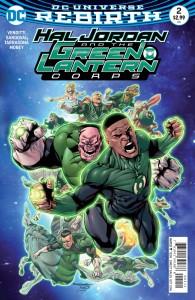 Hal Jordan Green Lantern Corps #2