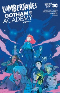 Lumberjanes Gotham Academy #3