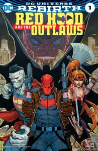 Red Hood Outlaws #1