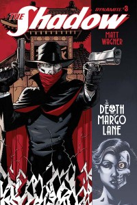 Shadow Death Margo Lane #3
