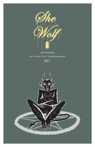 She-Wolf #3