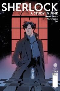 Sherlock Study Pink #3