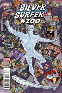 Silver Surfer #200