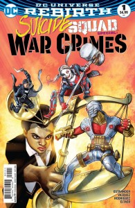 Suicide Squad War Crimes #1