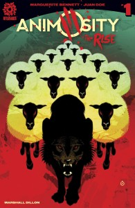 Animosity The Rise #1
