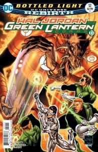 Hal Jordan Green Lantern Corps #12