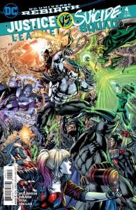 Justice League Suicide Squad #4