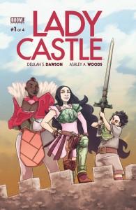 Lady Castle #1