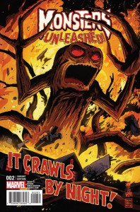 Monsters Unleashed #1B
