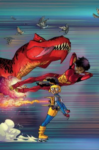 Moon Girl Devil Dinosaur #15