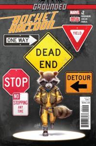 Rocket Raccoon #2