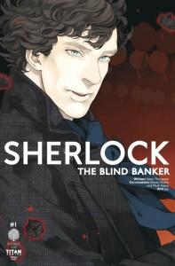 Sherlock Blind Banker #1
