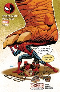 Spider-Man:Deadpool #1.MU