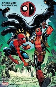 Spider-Man:Deadpool #13