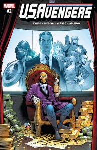 U.S. Avengers #2