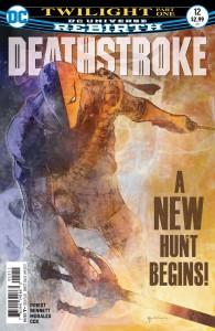 Deathstroke #12